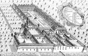 """""""Chartreuse de Saint Etienne et Saint Bruno"""", XIX sec. da Maisons de l'Ordre des Chartreux."""