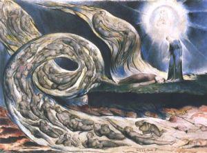 William Blake, Il vortice delle anime
