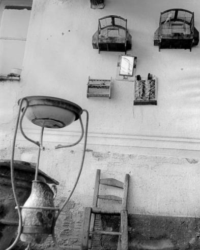 (Fotografia di Werner Bischof, Sardegna, 1950)
