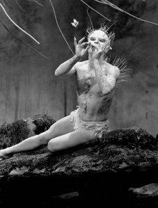 Ariel, dalla Tempesta di Shakespeare