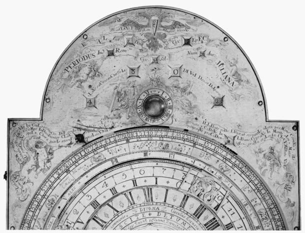 Orologio Astronomico Borghesi