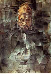 Picasso, Ambroise Vollard, 1915