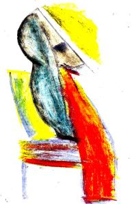 Autoritratto, Renato Grilli