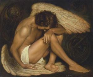 «Gli Angeli» di Ulisse Sartini