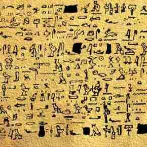 Lo strano caso del Papiro Tulli e i presunti dischi volanti deiFaraoni