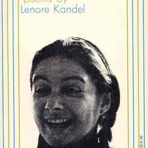 Frammenti di scrittura: Lenore Kandel, il potere delleparole