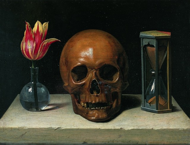 VANITAS (1543) by Hans Holbein the Younger