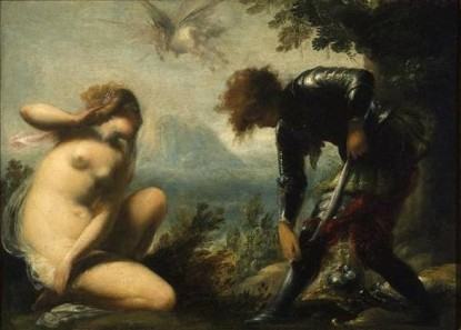 Cecco_Bravo_Angelica_y_Ruggiero_1660_David_and_Alfred_Smart_Museum_of_Art