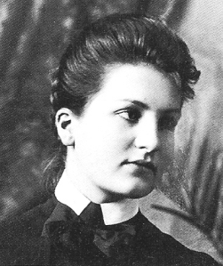 Alma Mahler a 21 anni (1900)