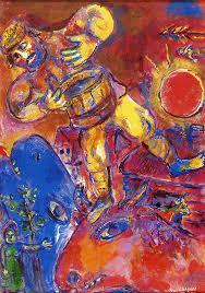 Marc Chagall, Il tamburino