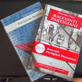 Intervista a Giacomo Verri su 'Racconti partigiani'