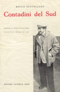 """Prima edizione di """"Contadini del Sud"""". Fonte: **"""