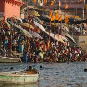 Luca Buonaguidi: India. Complice ilsilenzio.