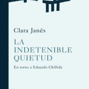 Il  Kόσμος  nella poesia  di Clara Janés  e nelle immagini di EduardoChillida
